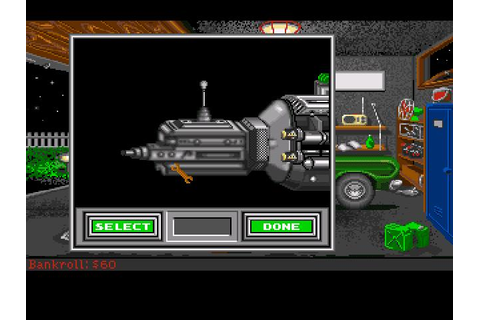 Street Rod 2 Download (1991 Amiga Game)