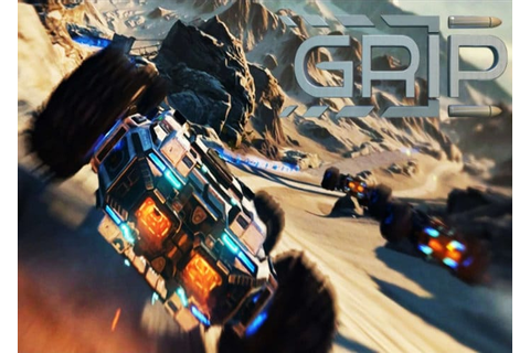 Grip Combat Racing PS4 Game Launches November 6th 2018 ...