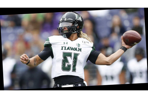 Air Force Falcons at Hawaii Rainbow Warriors odds, picks ...