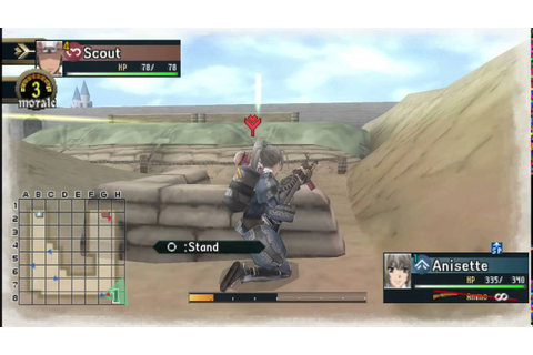 Valkyria Chronicles II APK + ISO PSP Download For Free