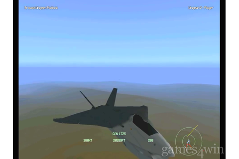 Joint Strike Fighter Free Download - Games4Win