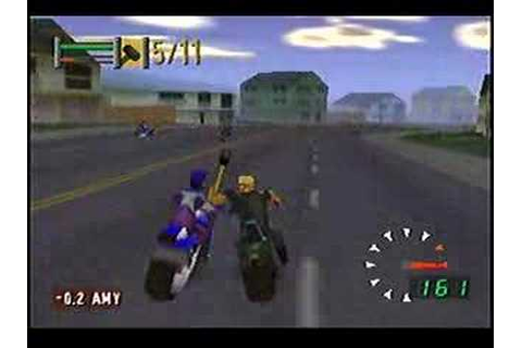 Road Rash, The Funniest Game EVER - YouTube