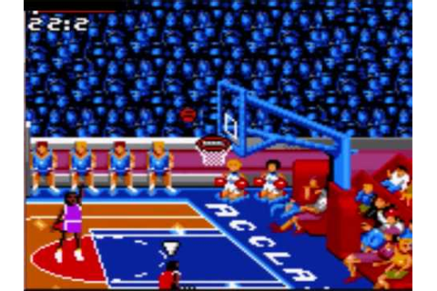 NBA Jam (Game Gear) - YouTube