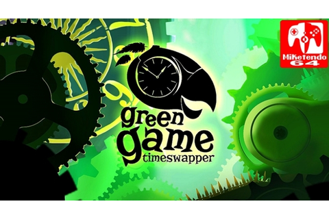 [Review] Green Game: TimeSwapper (Nintendo Switch ...