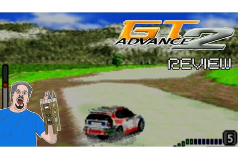 GT Advance 2: Rally Racing Review (GBA) - BawesomeBurf ...