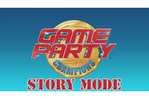 Let's Play Game Party Champions on Wii U - Walkthrough ...