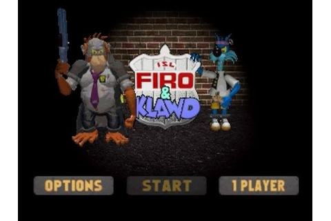 PSX Longplay [375] Firo and Klawd - YouTube