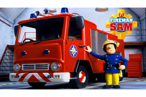 Fire Truck Fire Man Sam Crazy City Rescue (Fire Truck ...