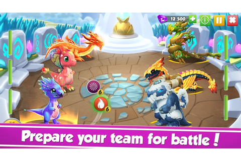 Dragon Mania Legends: Dragon Breeding Game by Gameloft