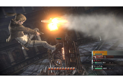 Resonance of Fate has been Rated for PC | GameWatcher