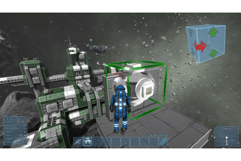 Space Engineers Server Hosting | The Official Server Provider
