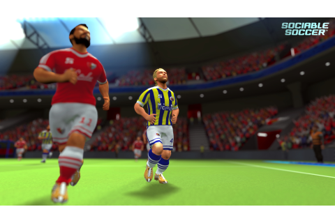 Sociable Soccer - Download Free Full Games | Sports games