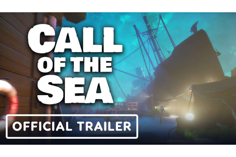 Call of the Sea - Official Announcement Trailer | Inside ...