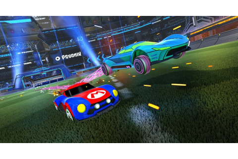 Rocket League Arrives On The Nintendo Switch In November ...