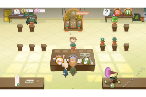 Crazy Plant Shop - Tai game | Download game Mô phỏng