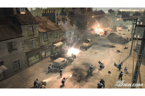 Company of Heroes: Tales of Valor Screenshots, Pictures ...
