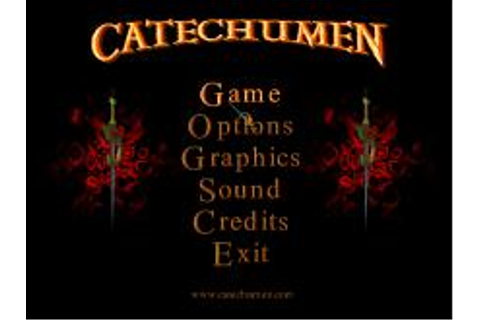 Catechumen Download (2000 Arcade action Game)