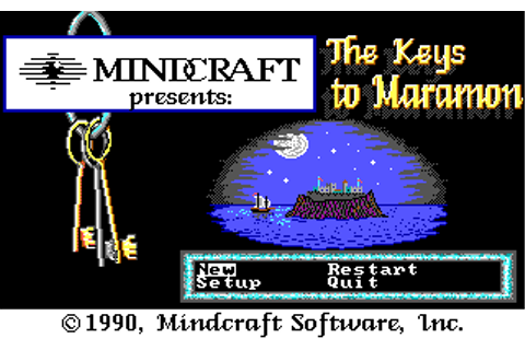 The CRPG Addict: Game 159: The Keys to Maramon (1990)