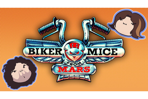 Biker Mice from Mars - Game Grumps VS - YouTube