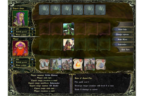 Astral Masters - fantasy card game
