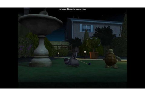 Over The Hedge Video Game: Walkthrough Part 1 - Gladys ...