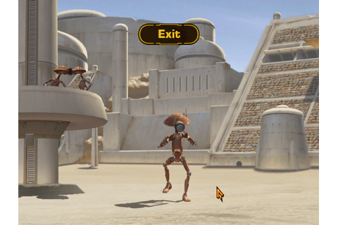 Download Star Wars: Pit Droids (Windows) - My Abandonware