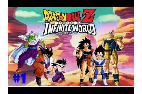 DRAGON BALL Z INFINITE WORLD GAMEPLAY PART 1 - YouTube