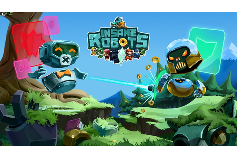 Insane Robots PC Game Free Download