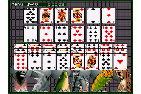 Super Solitaire Download Game | GameFabrique