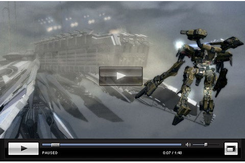 Armored Core 4 Review - IGN