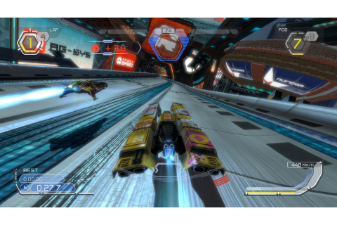 WipEout HD's 1080p Sleight of Hand • Eurogamer.net