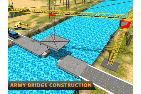 US Army Bridge Builder Game - Android Apps on Google Play