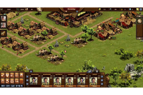 Forge of Empires - gameplay - YouTube