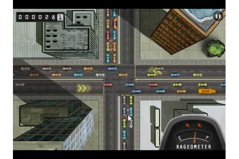 Traffic Trouble - iPhone Game - YouTube