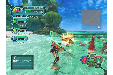 Phantasy Star Online Episode I & II (2002 video game)