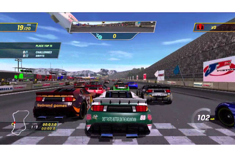 NASCAR Unleashed Championship: Rookie Cup (Part 1 of 3 ...