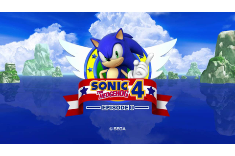 SONIC THE HEDGEHOG 4 XBOX ONE part 1 the adventure begins ...
