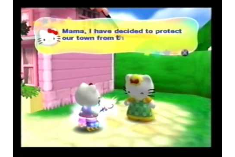 Hello Kitty Roller Rescue Walkthrough Part 1 - YouTube