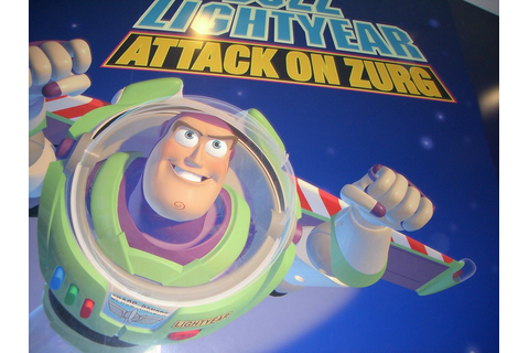 Buzz Lightyear Attack on Zurg (from Toy Story Midway Mania ...