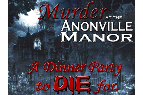 Pin on Favorite Murder Mystery Parties