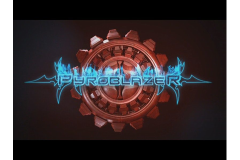Pyroblazer (2008) by Eipix Entertainment Windows game