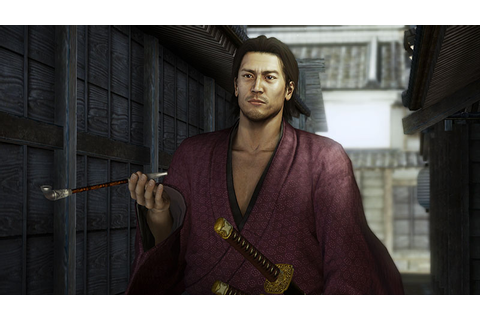 Yakuza Ishin gets new screens, more cast revealed - VG247