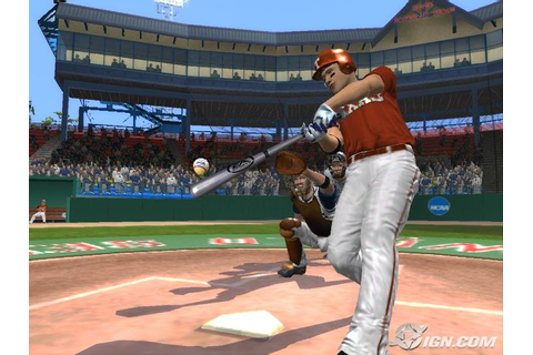 NCAA Baseball 06 Screenshots, Pictures, Wallpapers ...