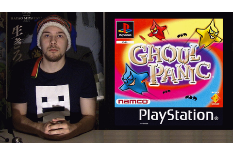 Ghoul Panic (PS1) Halloween Game Review - YouTube