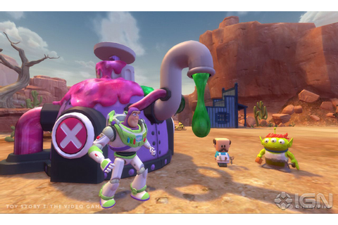 Toy Story 3 Screenshots, Pictures, Wallpapers - PC - IGN