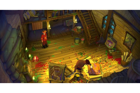 Escape from Monkey Island Now Available on GOG | GameGrin