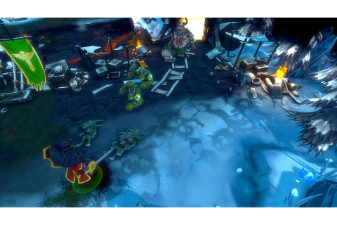Download Dungeons 2 - A Game of Winter Full PC Game
