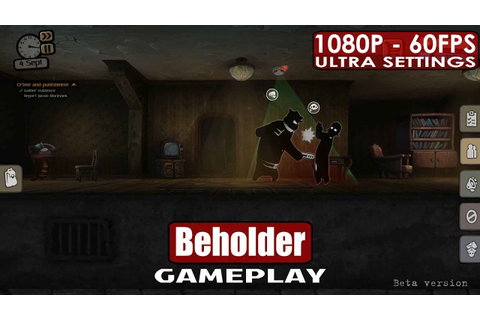 Beholder gameplay PC HD [1080p/60fps] - Recommended Game ...