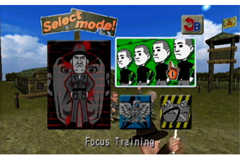Drill Sergeant Mindstrong (WiiWare) News, Reviews, Trailer ...