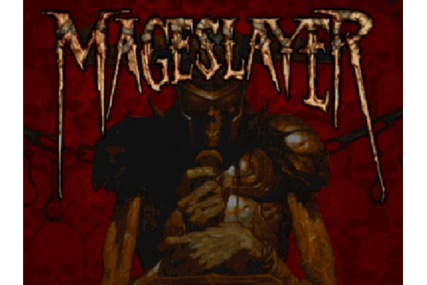 MageSlayer (1997) by Raven Software Windows game